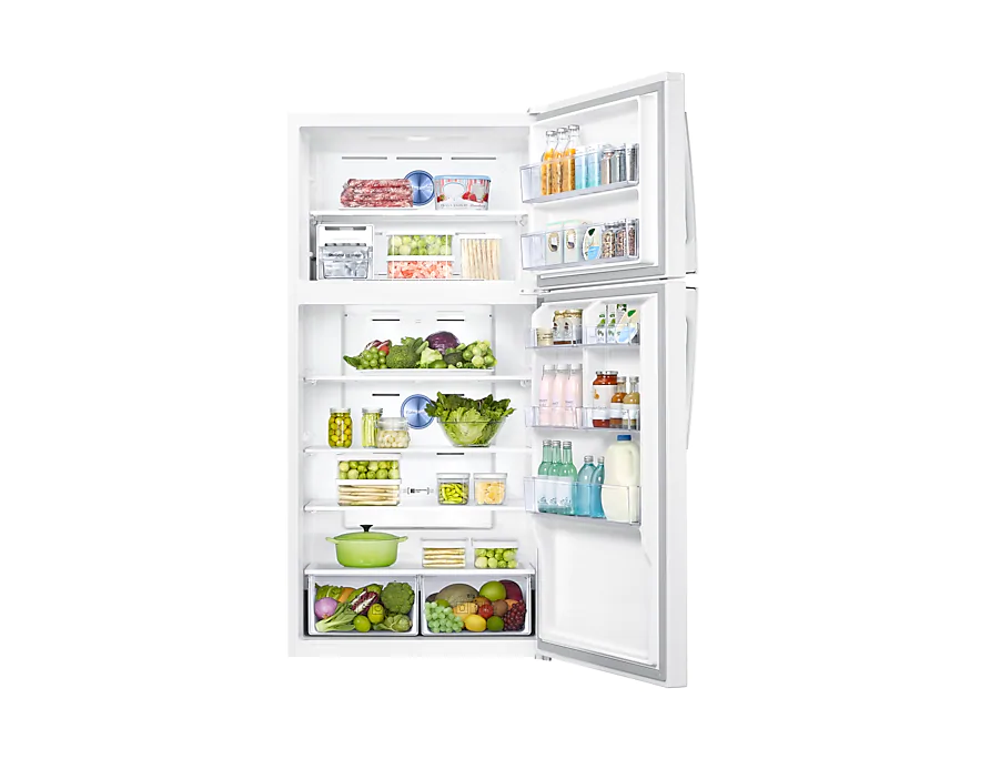 Top Freezer with Twin Cooling Plus™, 580 L – RT58K7000WW/LV 4