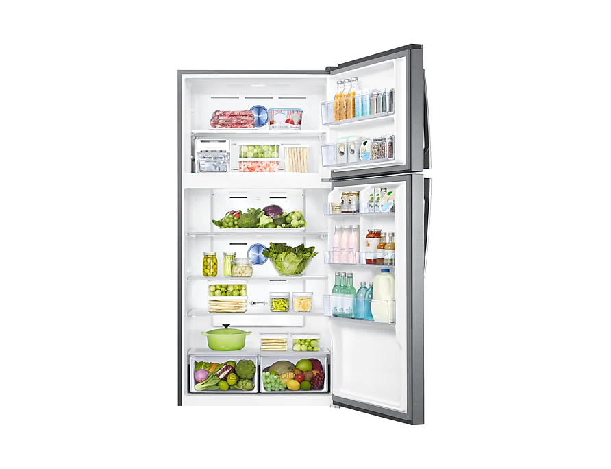 Top Freezer with Twin Cooling Plus™, 580L – RT58K7010SL/LV 6