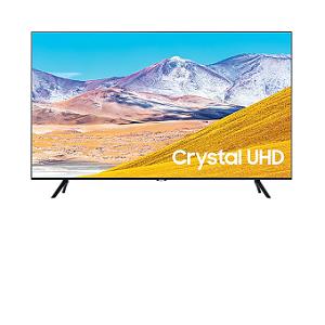 Samsung 75 Inch TU8000 Crystal UHD 4K Smart TV 75TU8000