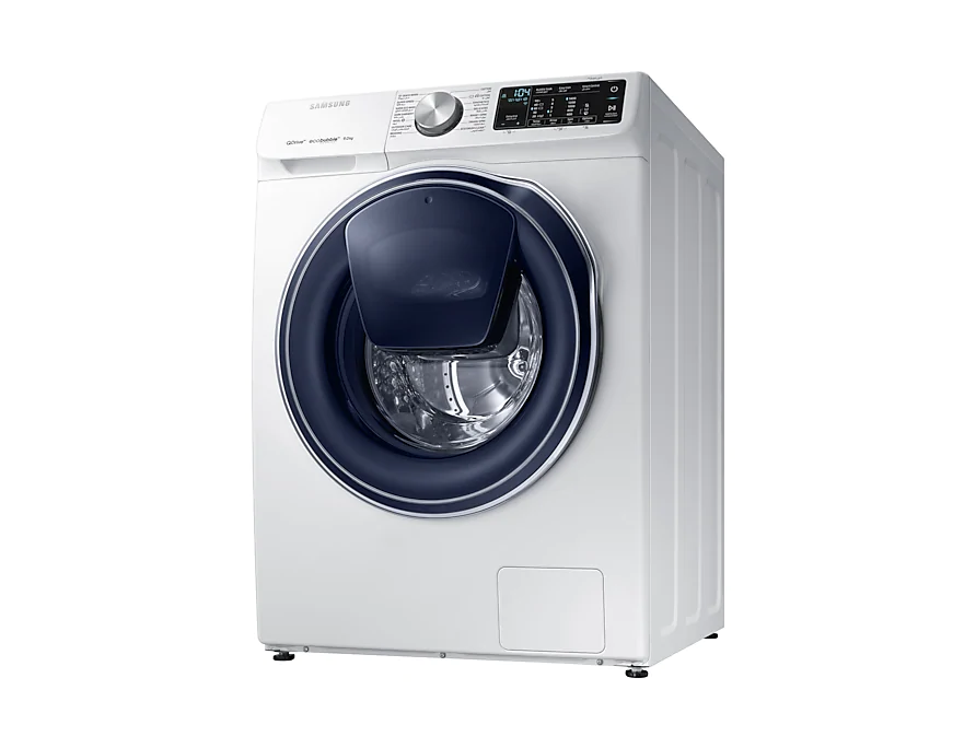 Samsung Front Loading with Q-Drive, 9 kg (white) 4