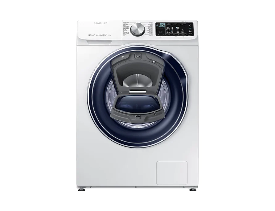 Samsung Front Loading with Q-Drive, 9 kg (white) 5