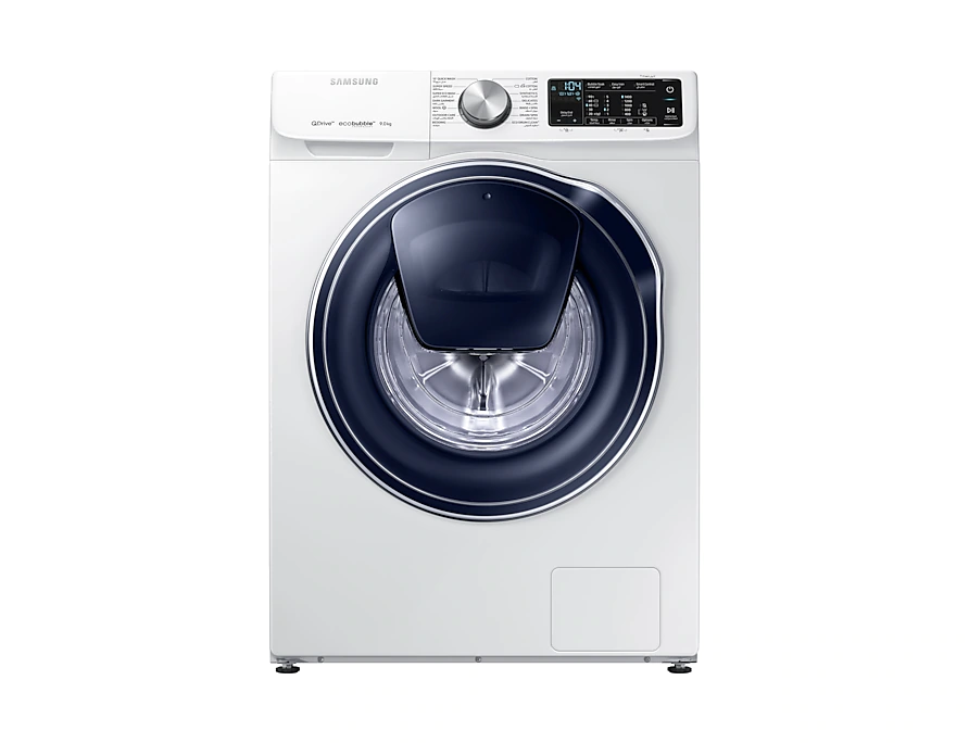 Samsung Front Loading with Q-Drive, 9 kg (white) 6