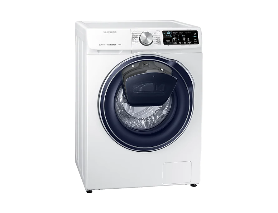 Samsung Front Loading with Q-Drive, 9 kg (white) 7