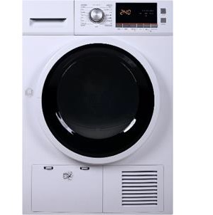 Midea Dryer Front Load MDC100-CH01S