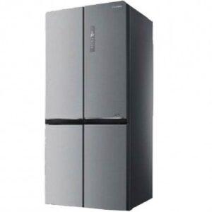 Midea Refrigerator 4 DOORS - 637L - No Frost HC-840WEN