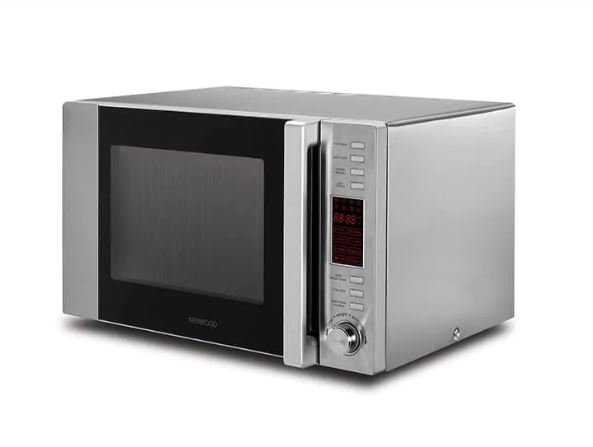 Kenwood Stainless Steel With Grill Microwave Oven – Mwl311 3