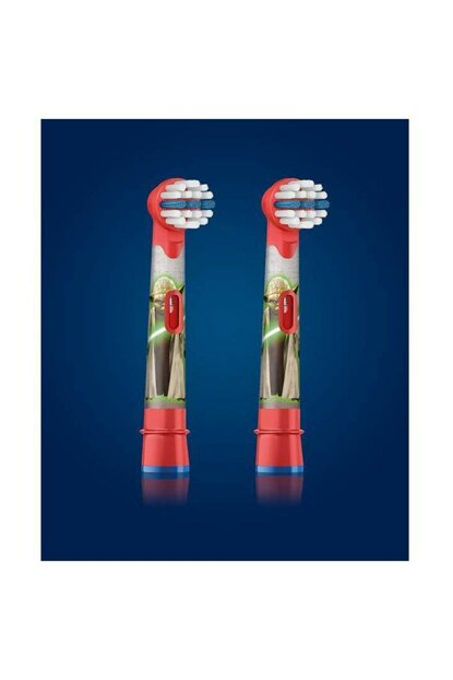 Oral-B stages Kids Brush head replacement Star Wars 2pck EB10 2K 2
