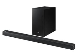Samsung 200W 2.1ch Soundbar with wireless subwoofer HW-R450