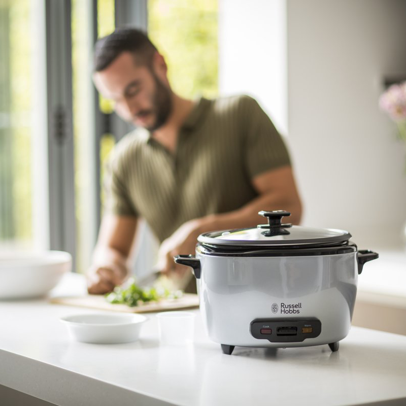 Russell Hobbs 14 Cup MaxiCook Rice Cooker 6