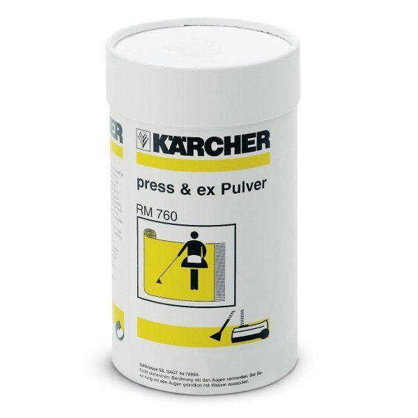Kärcher RM760 PRESS & PULVER