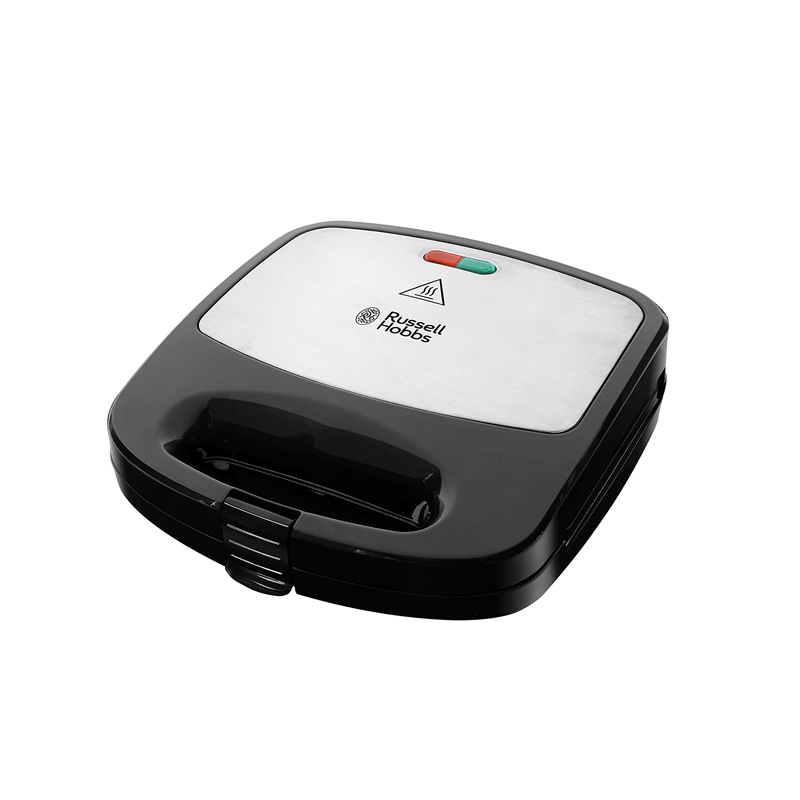 Russell Hobbs 3-in-1 Sandwich/Panini and Waffle Maker, 760 W