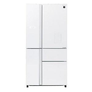 Sharp 5 Doors Refrigerator SJFP910WH5