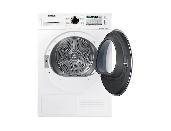 Samsung Heat Pump Tumble Dryer A++, 8kg (white) – DV80M5013QW/EU 4