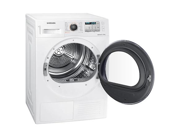 Samsung Heat Pump Tumble Dryer A++, 8kg (white) – DV80M5013QW/EU 5