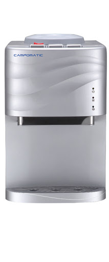 Campomatic Water Dispenser Silver CHM5080S