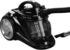 Kenwood VC7050 Vaccum Cleaner - Black
