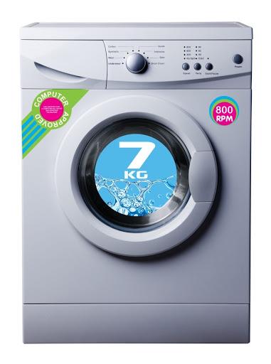 Campomatic Drum Washing Machine WM708ES