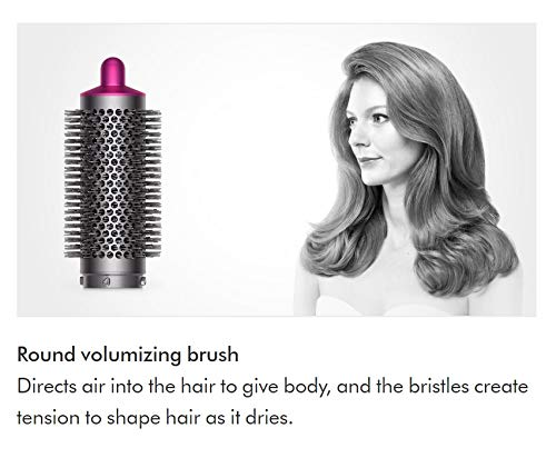 Dyson Airwrap Complete Styler Hair Styling Set Pre-Styling Dryer 4 Curling Barrels 2 Smoothing Brushes and Volumizing Brush 3