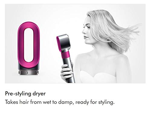 Dyson Airwrap Complete Styler Hair Styling Set Pre-Styling Dryer 4 Curling Barrels 2 Smoothing Brushes and Volumizing Brush 5